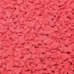 Opal EPDM 1-4mm Scarlet Red