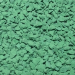 Opal EPDM 1-4mm Rainforest Green
