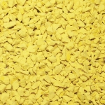 Opal EPDM 1-4mm Sunshine Yellow