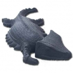 Playform Moulded Feature Frilly Lizzard