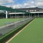 Synthetic Lawn Bowls Grass