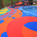 Wetpour Rubber Surfaces