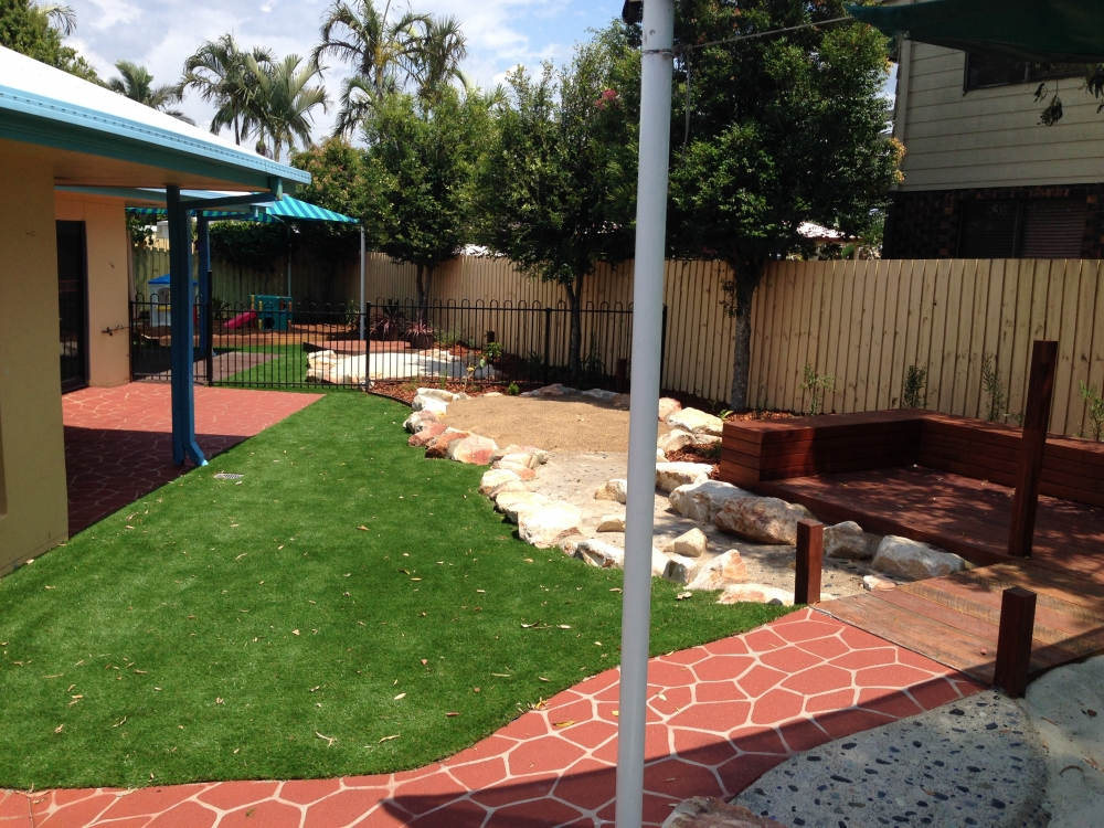 Playground Upgrade for Goodstart Banksia Beach